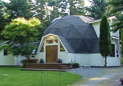 Timberline Geodesic Domes