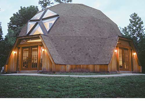 Timberline geodesic